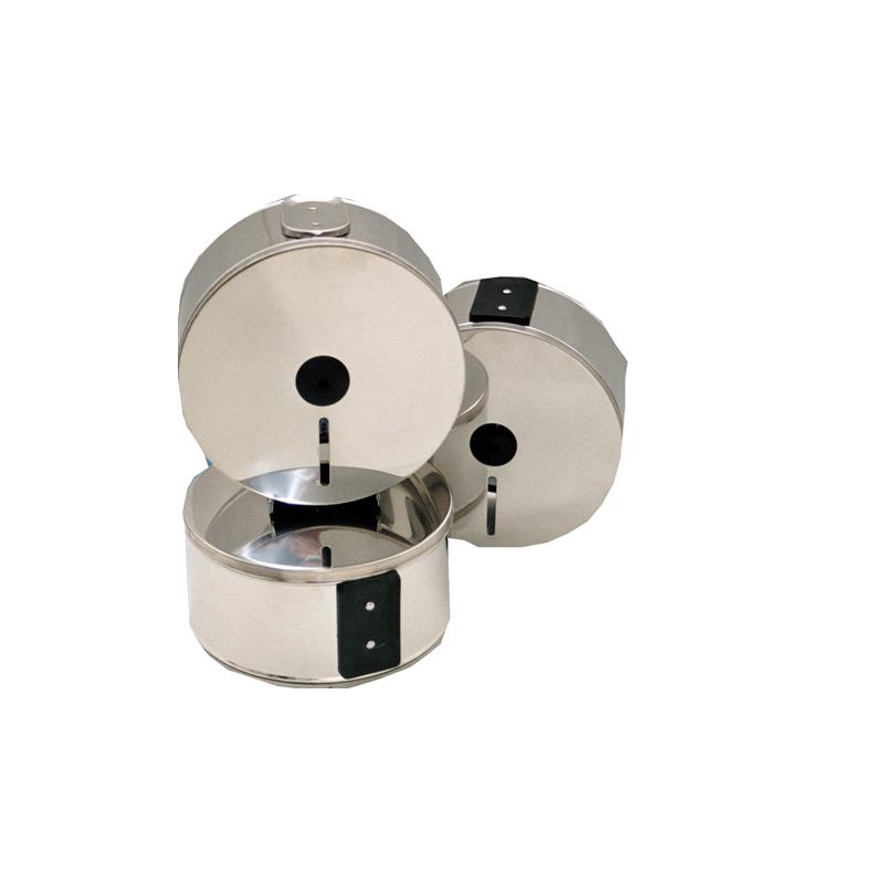 CAJA – Portarrollos higienico inox 60 mm