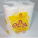 FARDO – HIGIENICO MAXI ELY 6 ROLLOS/PQ